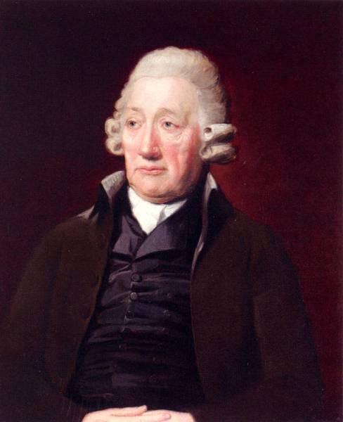 Portrait Of John Wilkinson